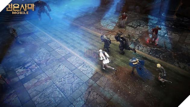 Black Desert Mobile - MMORPG đồ họa khủng nhất hiện nay chạm mốc 1 triệu người đăng ký