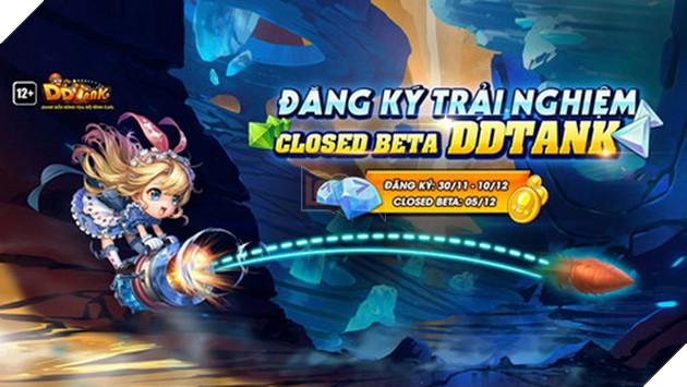 Garena DDTank: Tựa game bắn súng theo tọa độ chuẩn bị bước vào giai đoạn Closed Beta 2