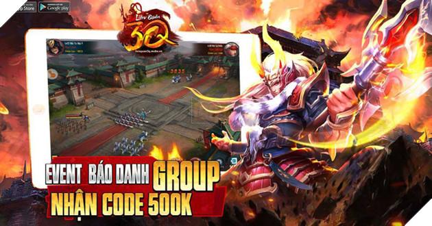 Liên Quân 3Q - Game di động mới cực hot chính thức cập bến Việt Nam