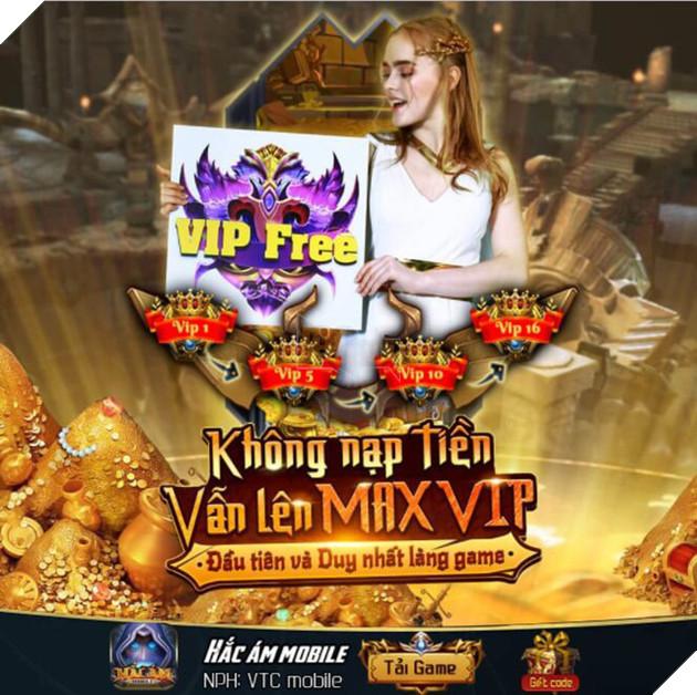 Hắc Ám Mobile - Game RPG mới của VTC ấn định ra mắt tại Việt Nam ngày 12/12