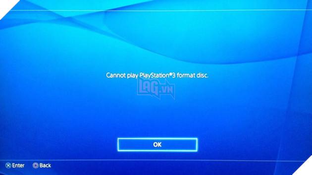 Tạm biệt các tựa game PS3 nhé