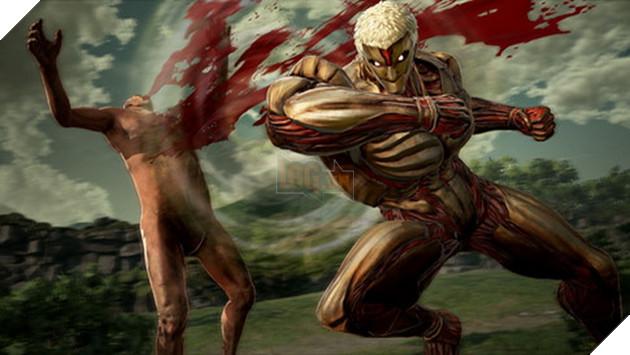 Attack on Titan 2 ấn định ngày ra mắt phiên bản tiếng Anh 5