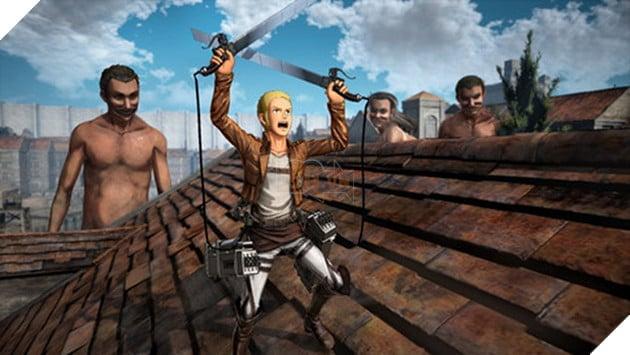 Attack on Titan 2 ấn định ngày ra mắt phiên bản tiếng Anh 6