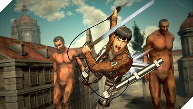 Attack on Titan 2 ấn định ngày ra mắt phiên bản tiếng Anh 3