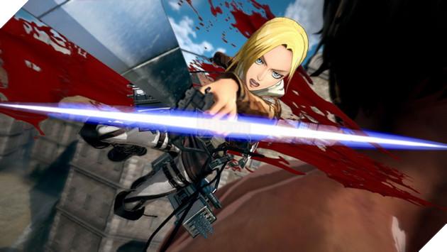 Attack on Titan 2 ấn định ngày ra mắt phiên bản tiếng Anh 8