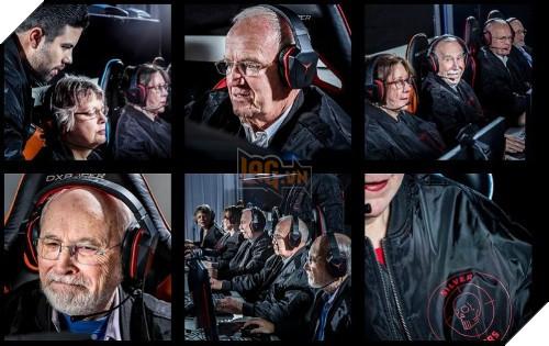 """Choáng với đội tuyển CS:GO """"chất nhất quả đất"""", toàn các cụ ông cụ bà đi bắn giải DreamHack"""