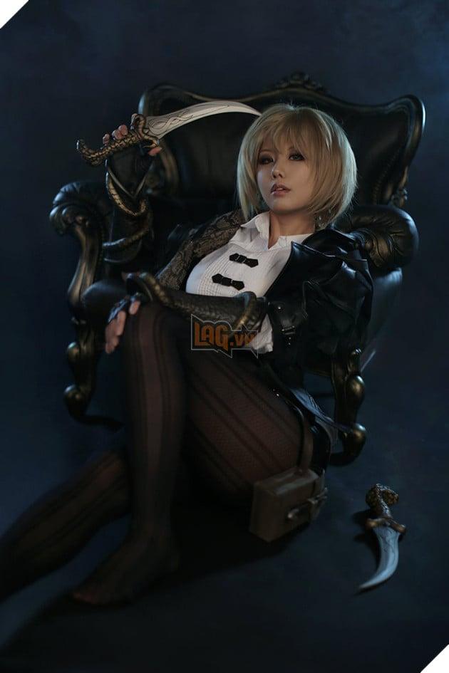 Cùng ngắm cosplay tuyệt đẹp về game Ascent: Infinite Realm - Game mới của cha đẻ PUBG