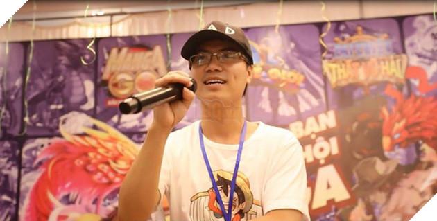 Anh Hải Kính - đại diện BQT Manga GO