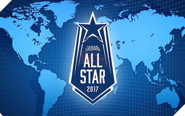 Kết quả hình ảnh cho all star 2017