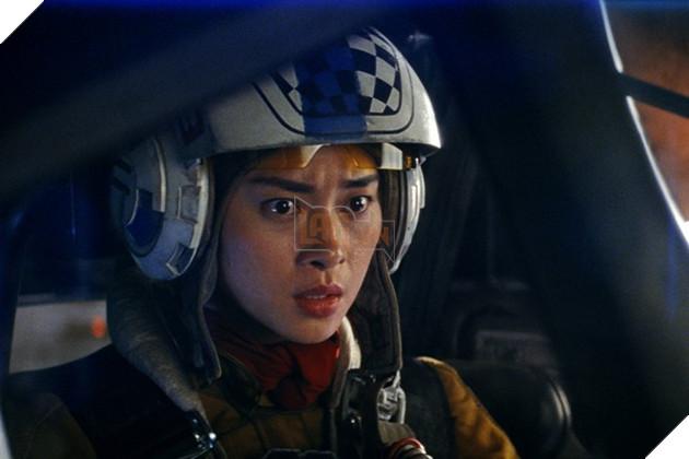 Ngô Thanh Vân sắm một vai phụ trong Star Wars: The Last Jedi.