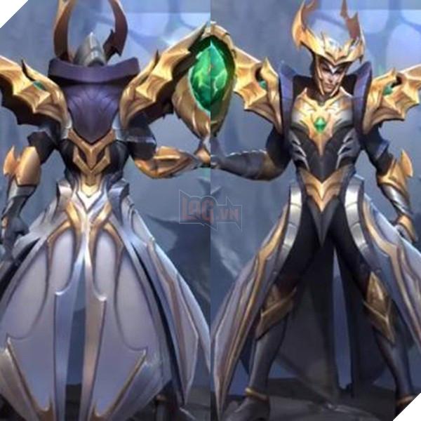 Liên Quân Mobile: Phần thưởng skin của đấu hạng mùa 5 sẽ là Aleister Quang