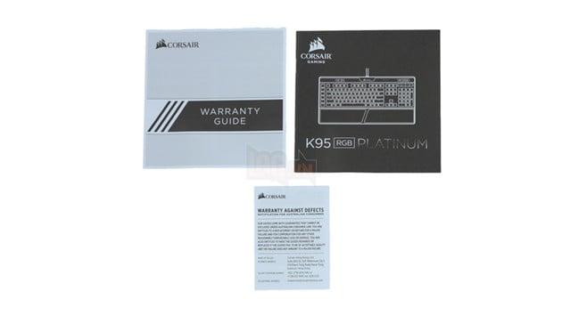 Review Corsair K95 RGB Platinum Gunmetal Speed Switch: Bàn phím cơ max ping cho game thủ  7
