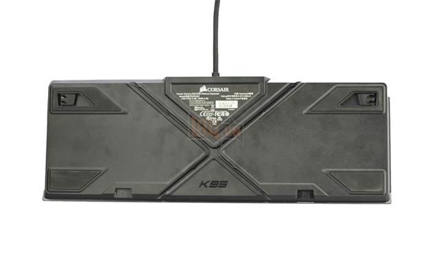 Review Corsair K95 RGB Platinum Gunmetal Speed Switch: Bàn phím cơ max ping cho game thủ  22