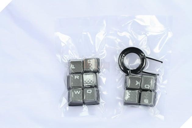 Review Corsair K95 RGB Platinum Gunmetal Speed Switch: Bàn phím cơ max ping cho game thủ  8