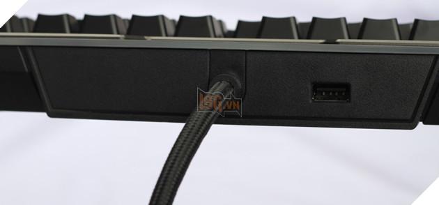 Review Corsair K95 RGB Platinum Gunmetal Speed Switch: Bàn phím cơ max ping cho game thủ  17