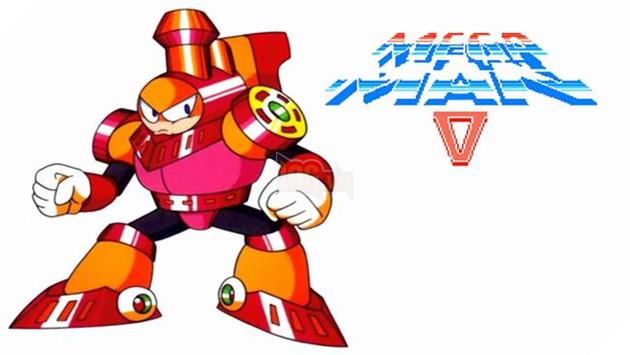 Những con trùm hấp dẫn nhất trong seri Mega Man (Phần 1)