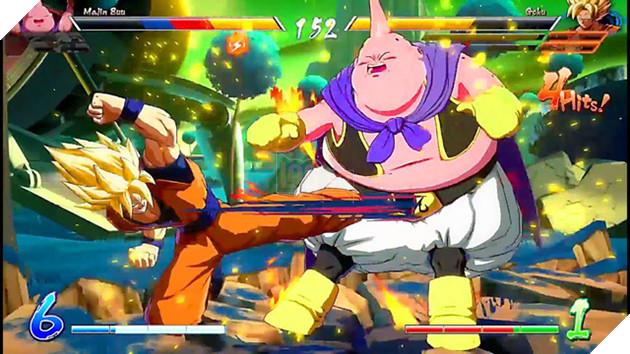 Chào năm mới 2018, Dragon Ball FighterZ sẽ mở cửa miễn phí trên console