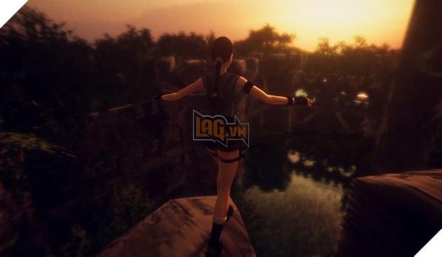 Sử dụng Unity Engine, đến lượt Tomb Raider 3 được fan làm lại