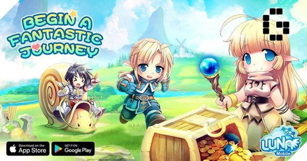 Luna Mobile - MMORPG phong cách chibi cực dễ thương chính thức lộ diện