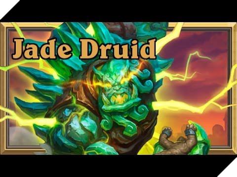 Jade Druid quá bá đạo trong năm 2017.