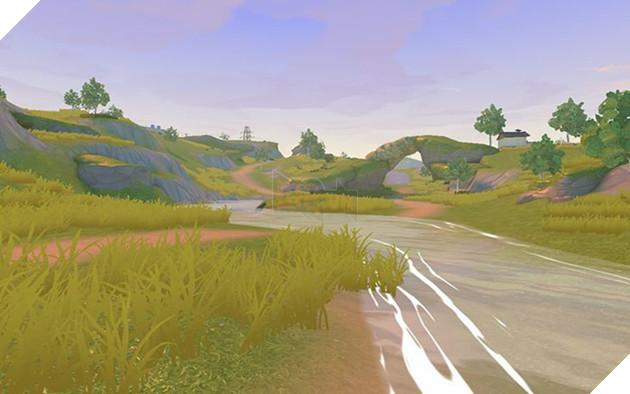 4 bản đồ hiện có trong game