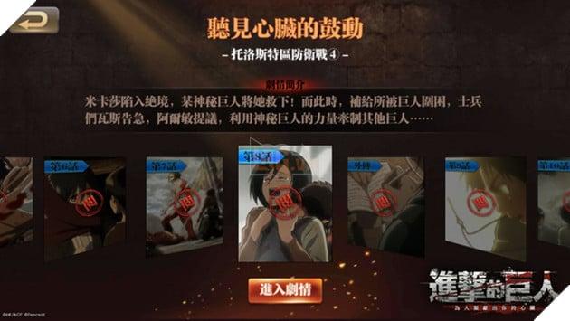 """Tencent bất ngờ công bố Attack On Titan phiên bản mobile """"chính chủ"""""""