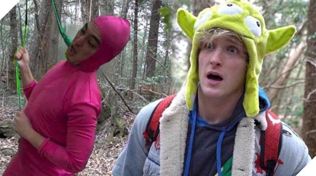 Buồn cười với những ảnh chế từ cộng đồng mạng scandal rừng tự tử của Youtuber Logan Paul 6