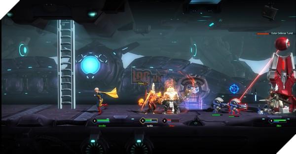 Game hành động đã tay Hyper Universe sắp mở cửa hoàn toàn miễn phí