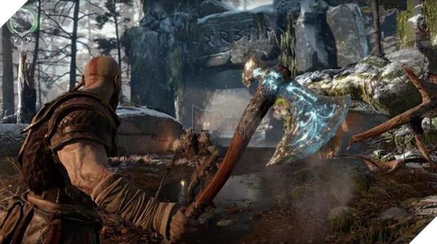 Tựa game God of War mới sẽ loại bỏ phím nhảy, và người chơi không thể nhảy trực tiếp