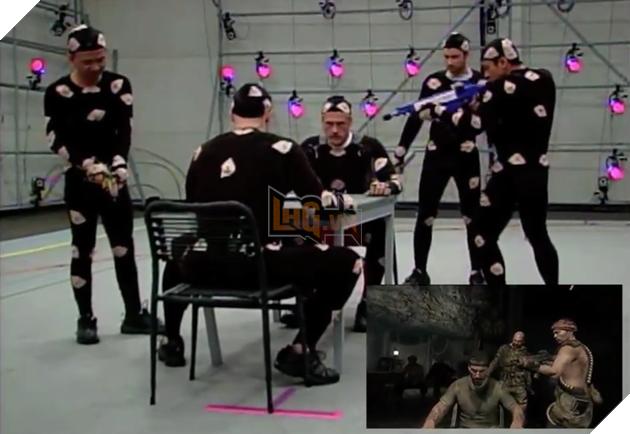 Hóa ra các phân đoạn hành động mãn nhãn trong bom tấn Call of Duty: Black Ops được thực hiện kỳ công thế này đây