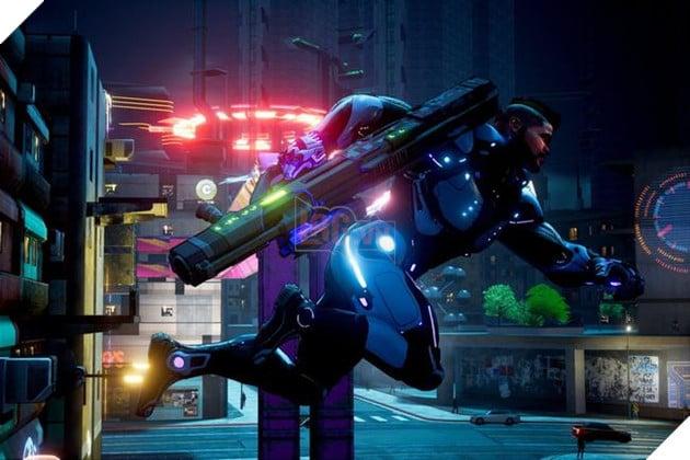 Tựa gameCrackdown 3có thể sẽ bao gồm co-op 4 người trong phần chơi chiến dịch