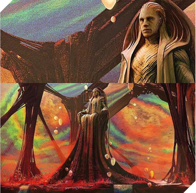 Tìm hiểu về Concept ban đầu của Ego và Mantis trong Guardians of the Galaxy