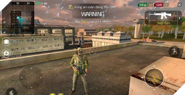 Hình ảnh trong game Free Fire