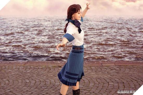 Ngất ngây với cosplay cô nàng Elizabeth trong BioShock Infinite
