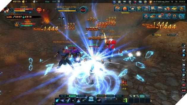 Kiếm Tích - Game online 3D mới chính thức cập bến Việt Nam ngày 12/01