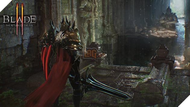 Blade 2 - Kiệt tác ARPG siêu đồ họa xứ Hàn sẽ Closed Beta trong tháng 2