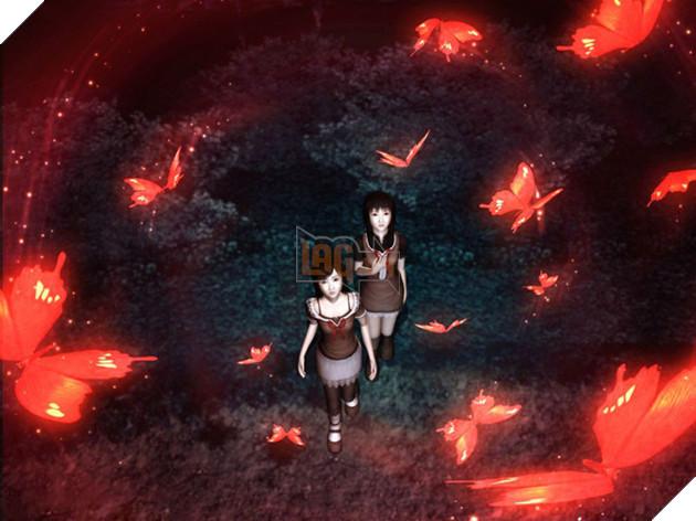 Mio và Mayu Amakura, cặp song sinh nhân vật chính của Fatal Frame II