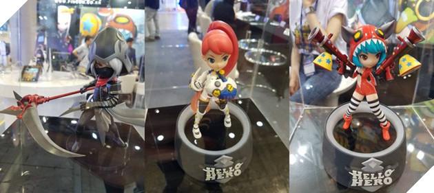 Hello Hero: Epic Battle - Siêu phẩm 3D cực hot trên Facebook mở đăng ký cho game thủ Việt