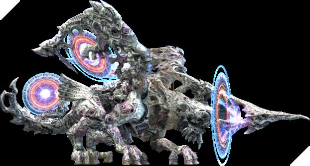 Quái vật huyền thoại của Final Fantasy XII