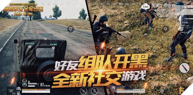 """PUBG Mobile """"chính chủ"""" được Tencent tung bản thử nghiệm đầu tiên"""