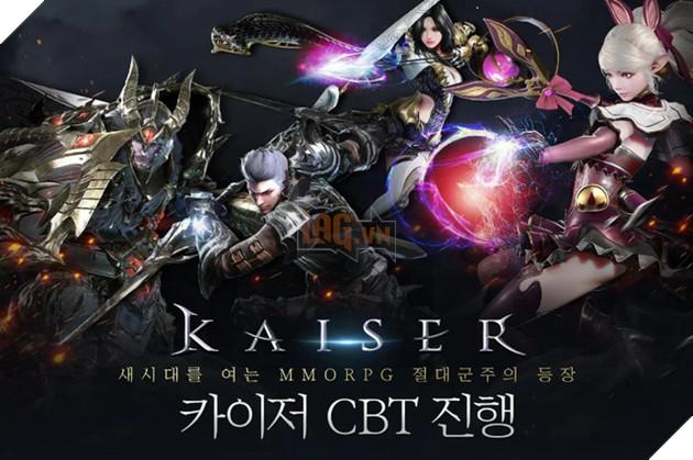 Chơi thử KAISER - MMORPG thế giới mở cực hoành tráng vừa được Nexon CBT
