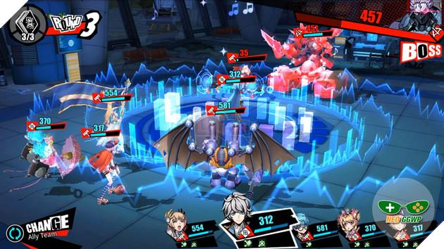 Ouroboros Project Tựa game RPG mới cực hot đến từ Kingstar Games Limited