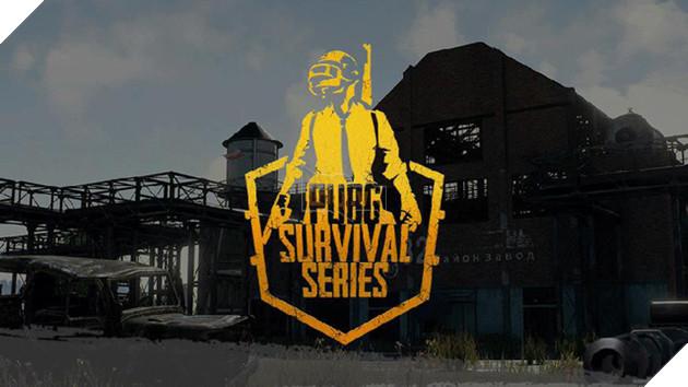 """Series giải đấu mới sắp được tổ chức tại Hàn Quốc mang tên """"PUBG Survival''."""