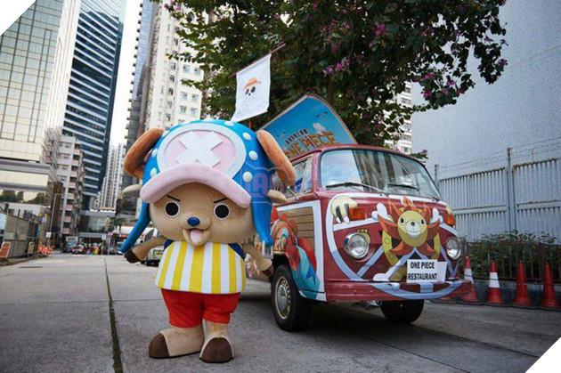 Thích thú khi lạc vào thế giới hải tặc ở One Piece Restaurant tại HongKong