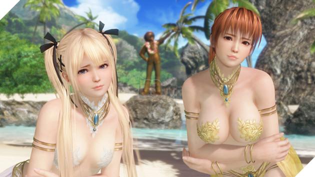 """Dead or Alive Xtreme: Venus Vacation bất ngờ giới thiệu trang phục """"tiên cá"""" cực nóng bỏng"""