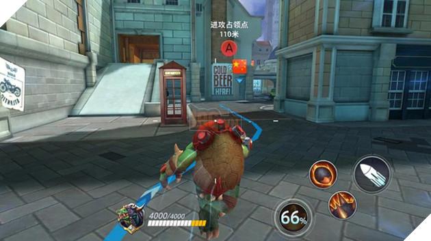 Tải ngay Hero Mission - Bản clone lẩu thập cẩm cực độc của Overwatch