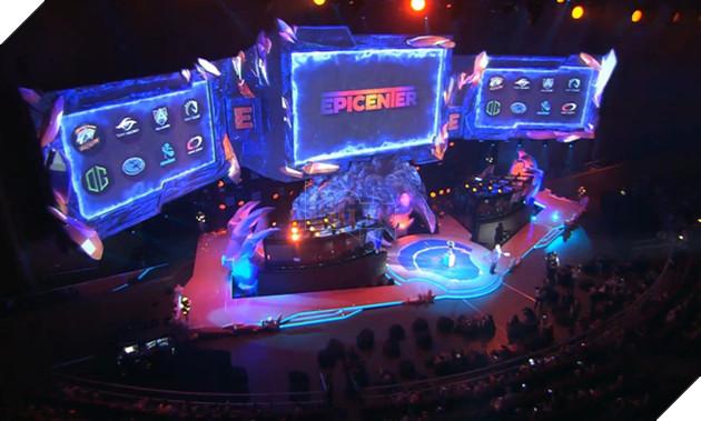 Epicenter là sự kiện được đầu tư cả về mặt hình ảnh lẫn chất lượng giải đấu.