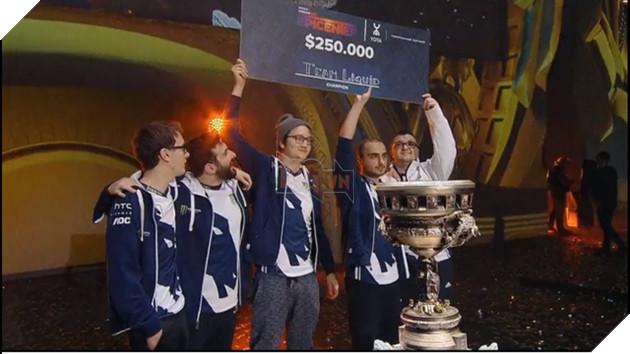 Liquid đang là nhà vô địch duy nhất của cả 2 giải đấu Epicenter.