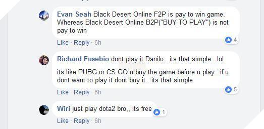 Bom tấn tuyệt sắc Black Desert khiến game thủ SEA cãi nhau om tỏi vì phải mua chứ không được miễn phí