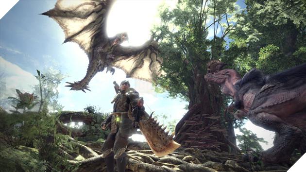 Monster Hunter: World - Gáo nước lạnh lại được dội vào game thủ PC, trong khi dân PS4 cười tươi